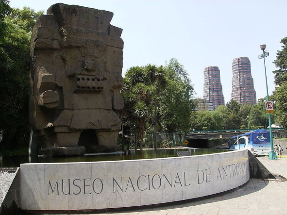 Museu nacional de antropologia - mexico