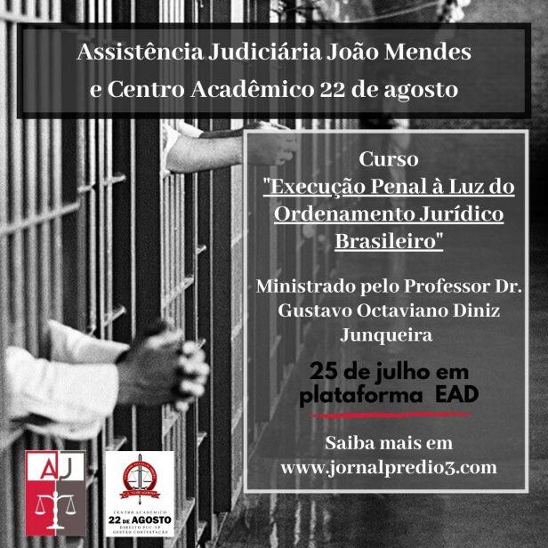 Curso _Execução Penal à Luz do Ordenamento Jurídico Brasileiro_ (1)